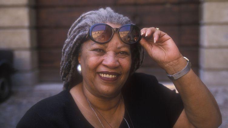 Toni Morrison, écrivaine américaine, prix Nobel de littérature (MARCELLO MENCARINI / MARCELLO MENCARINI)