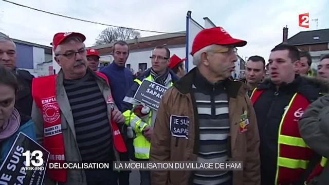 Ham : le village mobilisé pour empêcher une délocalisation