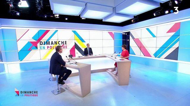 """Pour Jérôme Rivière, """"la violence en politique s'est aggravée depuis qu'Emmanuel Macron est président"""""""