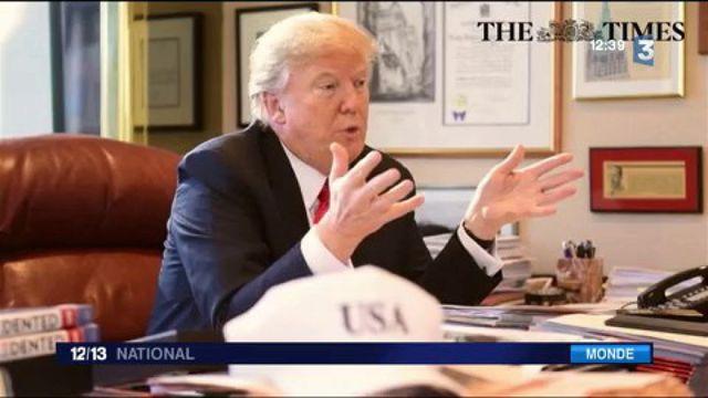 Donald Trump : sa vision de l'Europe