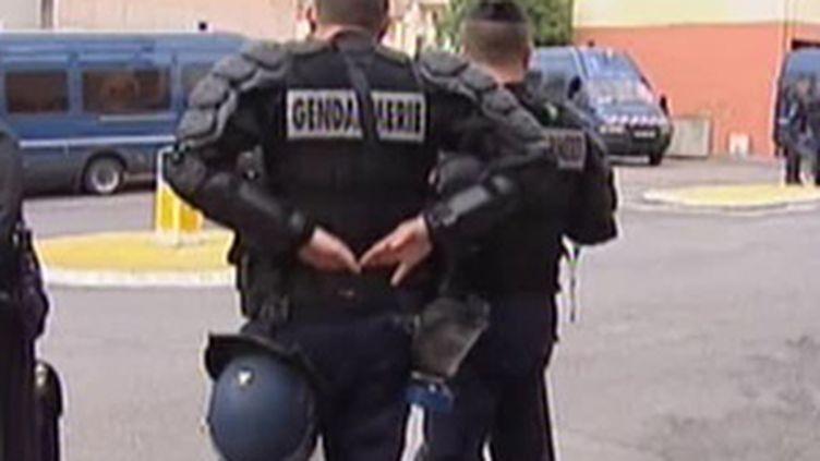 Gendarmes (© France 2)
