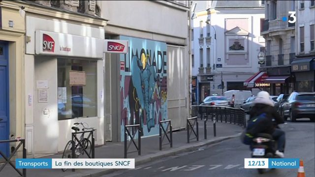 SNCF : les boutiques en voie de disparition