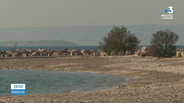 Confinement : durcissement des règles, les plages fermées