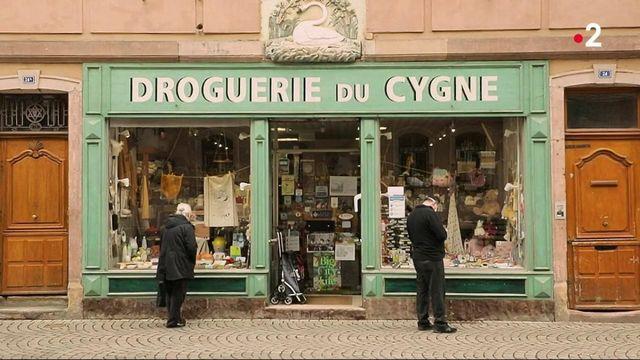 Commerces d'antan : à Strasbourg, la plus vieille droguerie de France