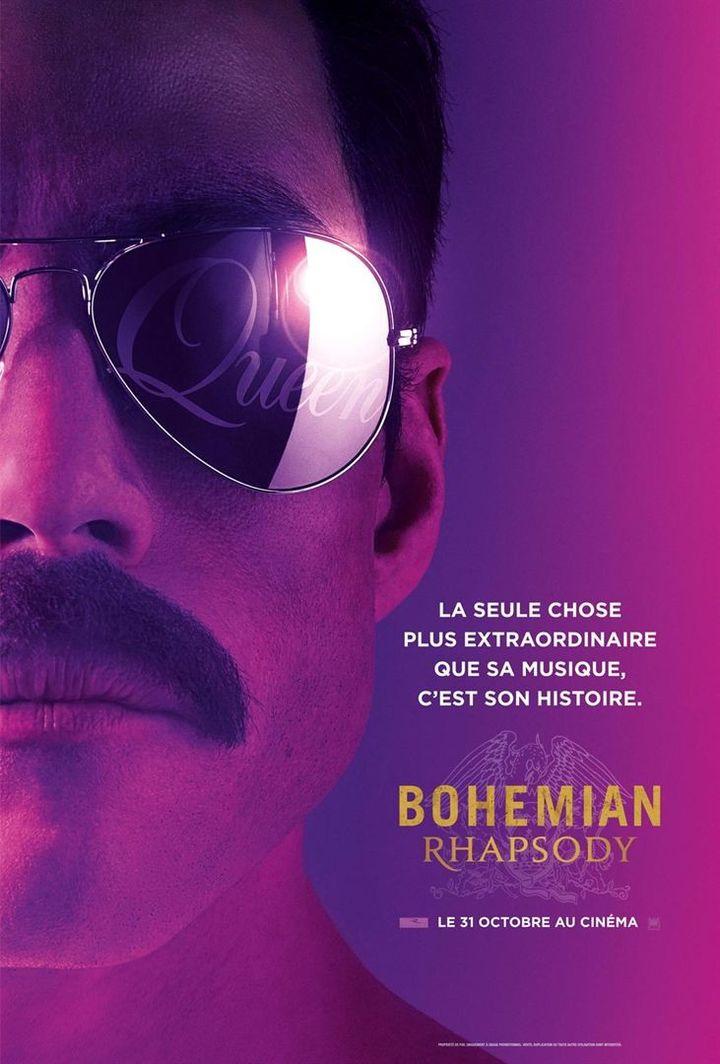 """""""Bohemian Rhapsody"""" : l'affiche  ( Twentieth Century Fox France )"""