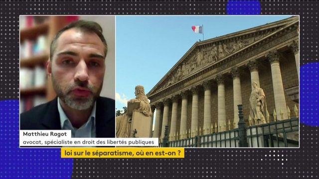Séparatisme : le point sur un projet de loi controversé mais crucial pour le gouvernement