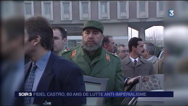 Mort de Fidel Castro : la fin de 50 ans de règne