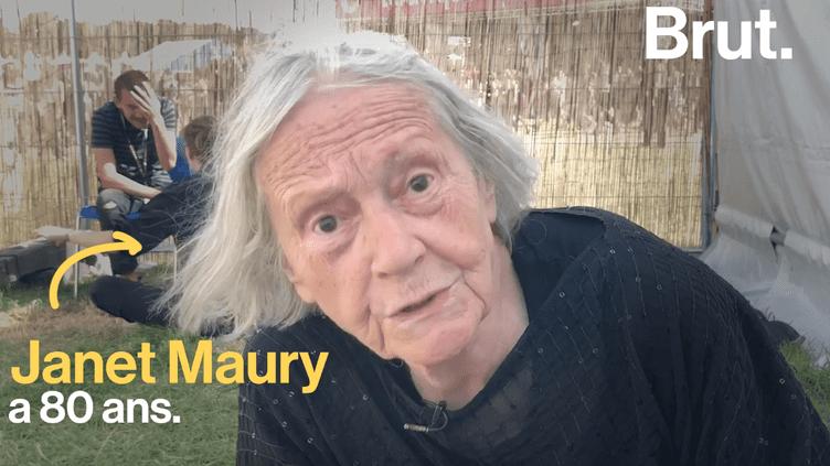 """VIDEO. """"Le danger est toujours là""""… À 80 ans, elle raconte le combat de longue date qu'elle mène contre le SIDA (BRUT)"""