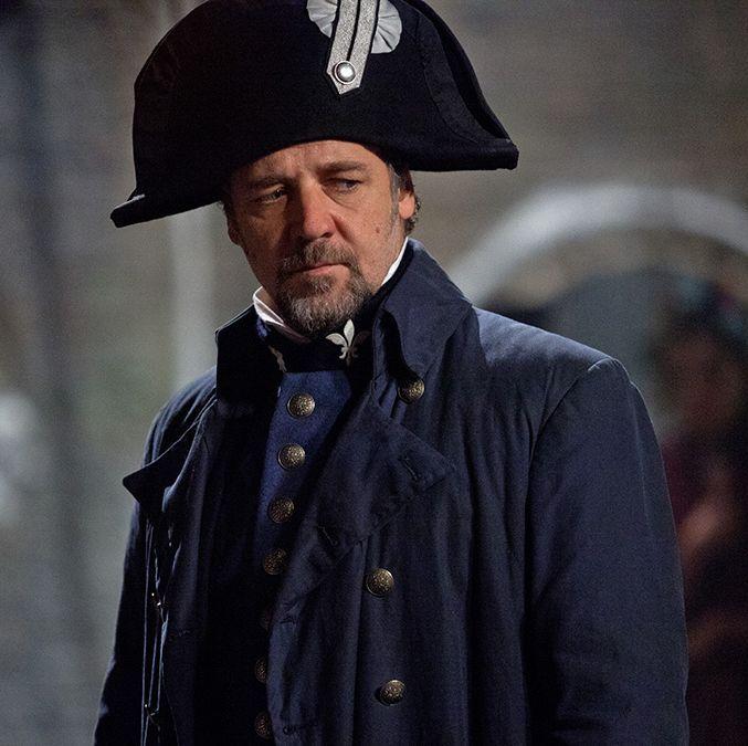 Russell Crowe dans le rôle de Javert  (Universal Pictures International France )