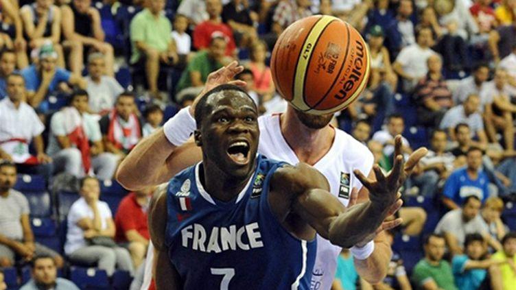 Alain Koffi (17 points, 5 rebonds) a été irréprochable contre le Liban