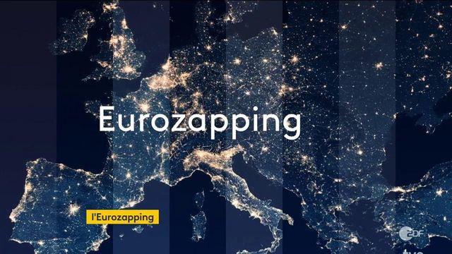 Eurozapping : dramatique accident de train en République Tchèque, opérations policières en Ukraine