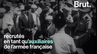 VIDEO. On vous raconte l'histoire des harkis (BRUT)