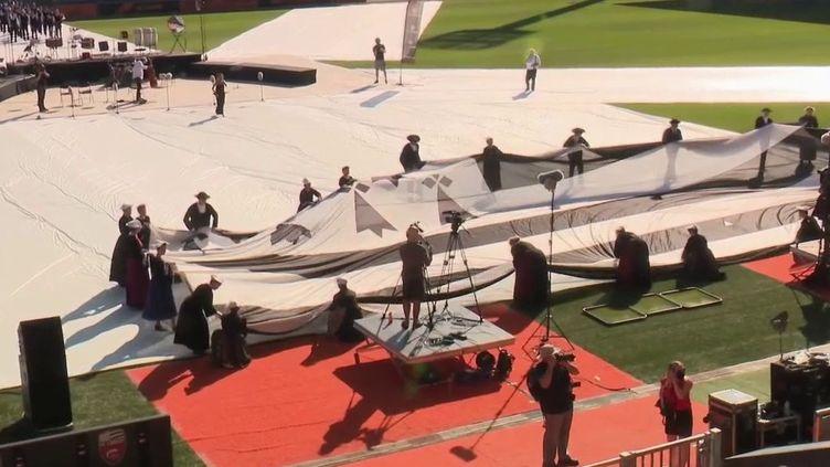 L'activité culturelle est restreinte en France cet été mais de nombreux événements sont maintenus, comme le festival interceltique de Lorient (Morbihan). (France 2)