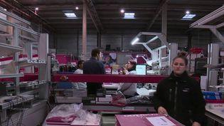 Travail : les entreprises misent sur les seniors (FRANCE 2)