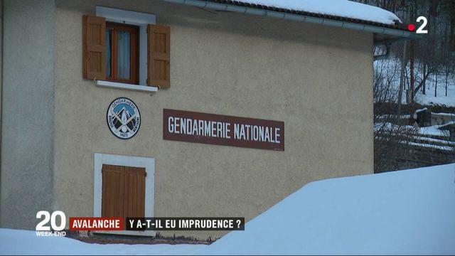 Avalanche meurtrière dans les Alpes-Maritimes : le guide a-t-il commis une imprudence ?
