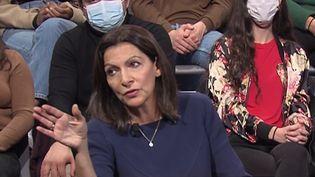 Présidentielle 2022 : Anne Hidalgo relance sa campagne à Lille (FRANCE 2)
