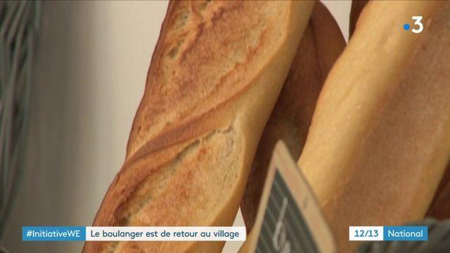 Saint-Jean-d'Angle : le village a retrouvé un boulanger