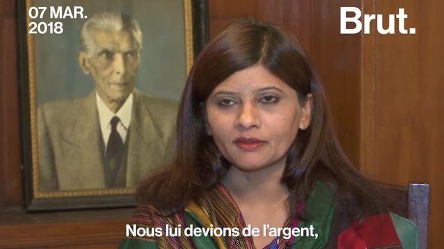 """Depuis mars 2018, Krishna Kumari Kohli est la première femme hindoue issue de la caste des """"intouchables"""" a avoir accédé au poste de sénatrice au Pakistan."""