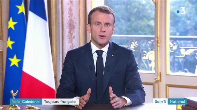 La Nouvelle-Calédonie a choisi la France à 53%