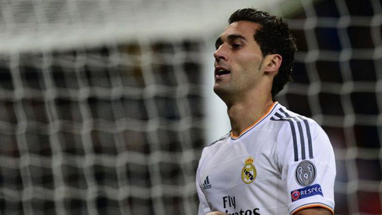 Alvaro Arbeloa (Real Madrid) (JAVIER SORIANO / AFP)