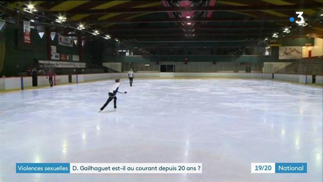 Violences sexuelles dans le patinage : Didier Gailhaguet est-il au courant depuis 20 ans ?