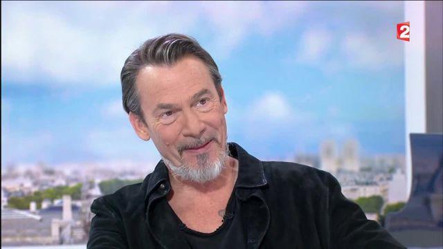"""Florent Pagny présente son dernier album """"Habana"""""""