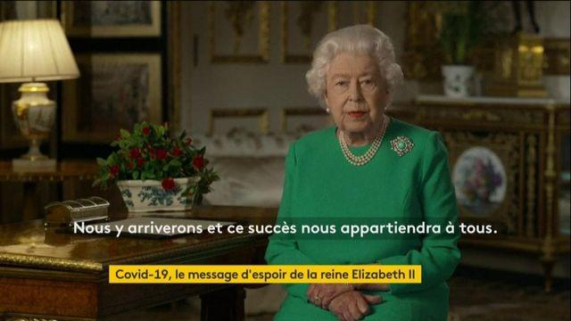 Elizabeth II prend la parole en pleine épidémie de coronavirus