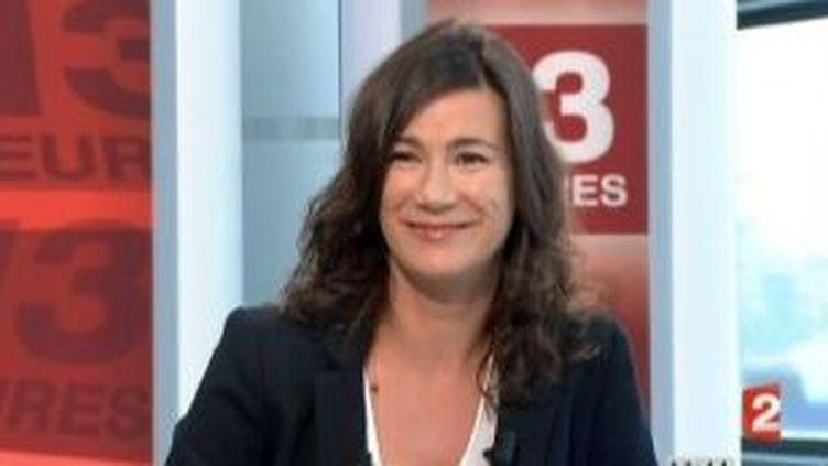 Virginie Hocq de retour dans un one-woman show  (Culturebox)