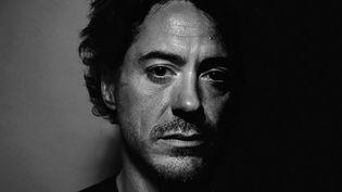 Robert Downey Jr (Détail)  (Patrick Swirc)