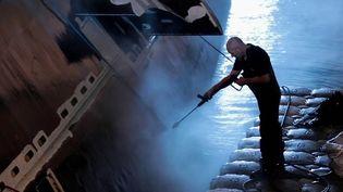 Loire-Atlantique : à bord de l'historique sous-marin l'Espadon (France 2)