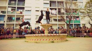 Spectacle Zéro degré, représentation à Montpellier  (France 3 / Culturebox / capture d'écran)