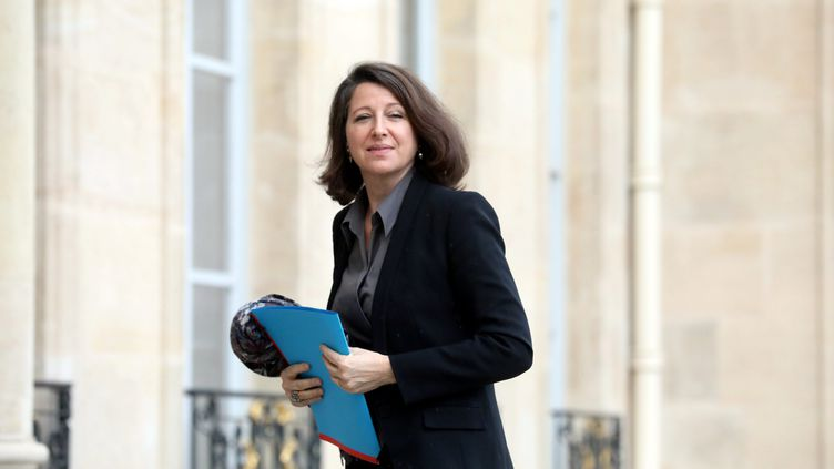 La ministre de la Santé, Agnès Buzyn, en décembre 2018. (JEAN-BAPTISTE QUENTIN / MAXPPP)