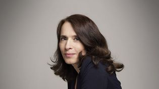 La romancière Véronique Olmi, auteur de La Nuit en vérité  (Thierry Rajic)