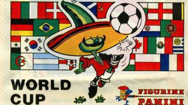 (Pique le piment, la mascotte du Mondial 1986 © DR)