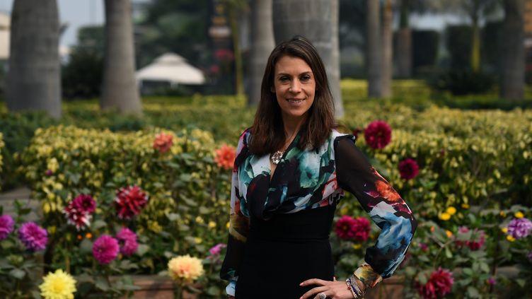 Marion Bartoli. (SAJJAD HUSSAIN / AFP)