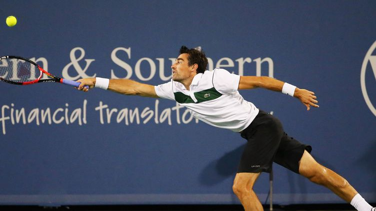 A Cincinnati, Jérémy Chardy a été éliminé au 2e tour par Rafael Nadal. (MADDIE MEYER / GETTY IMAGES NORTH AMERICA)