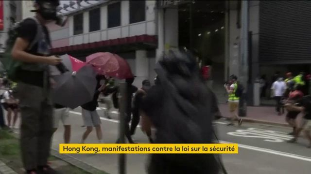 manifestations hong kong