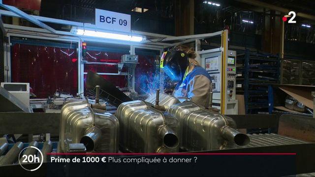 """""""Prime Macron"""" : une mise en place compliquée qui dissuadera les entreprises ?"""