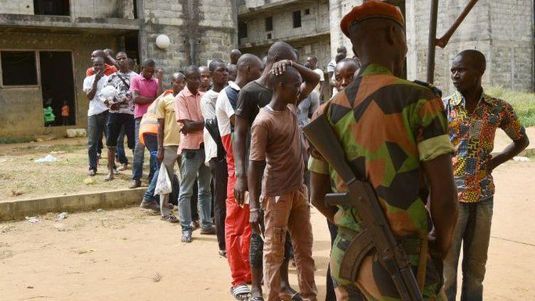Certains mineurs qui sévissent à Abidjan sont d'anciens enfants soldats démobilisés après la crise post-électorale. (Photo AFP/Sia Kambou)