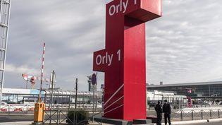 L'aéroport français d'Orly. (VINCENT ISORE / MAXPPP)