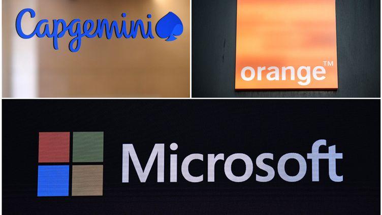 """Le projet de """"cloud de confiance"""" estlancé conjointement par Orange et Cap Gemini. Photo d'illustration. (SAMEER AL-DOUMY / AFP)"""