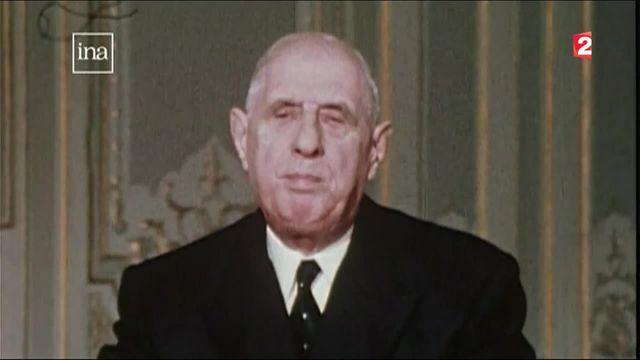 Le jour où : de Gaulle est redevenu un homme parmi les autres