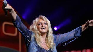 Bonnie Tyler représentera le Royaume-Uni à l'Eurovision 2013, à Malmö (ici à Mannheim, Allemagne, en avril 2008)  (Uli Deck / AFP)
