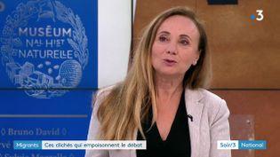Frédérique Chlous (France 3)