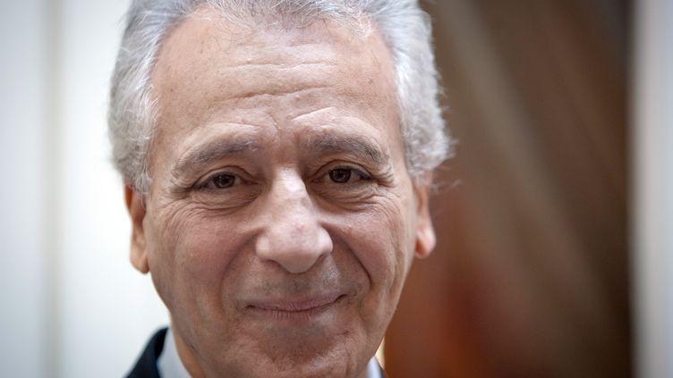 Pierre Dukan à Paris, le 8 mars 2011. (LOIC VENANCE / AFP)