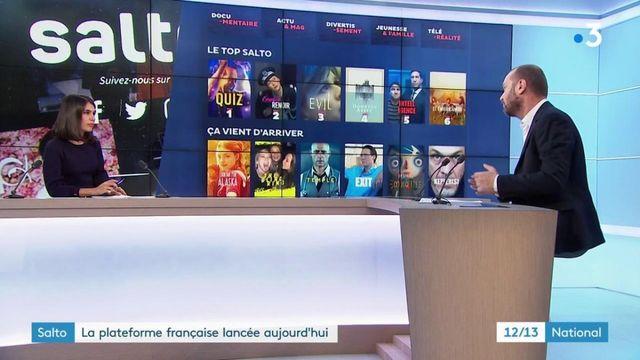 Salto : la plateforme de VOD française lancée aujourd'hui