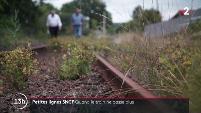 Petites lignes SNCF : quand le train ne passe plus
