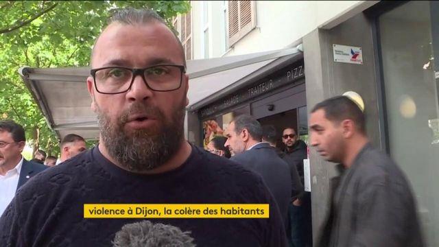 Dijon est sécurisée, mais la population ne décolère pas