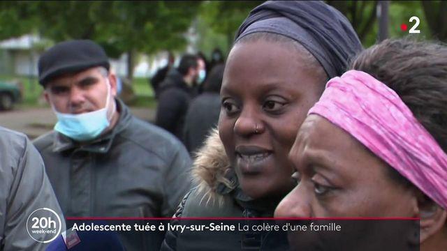 Adolescente tuée à Ivry-sur-Seine : une famille complètement brisée après le drame