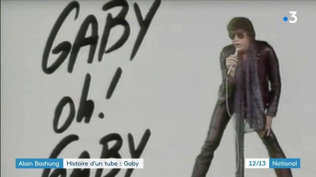 """Musique : l'histoire de """"Gaby oh Gaby"""", le tube d'Alain Bashung"""